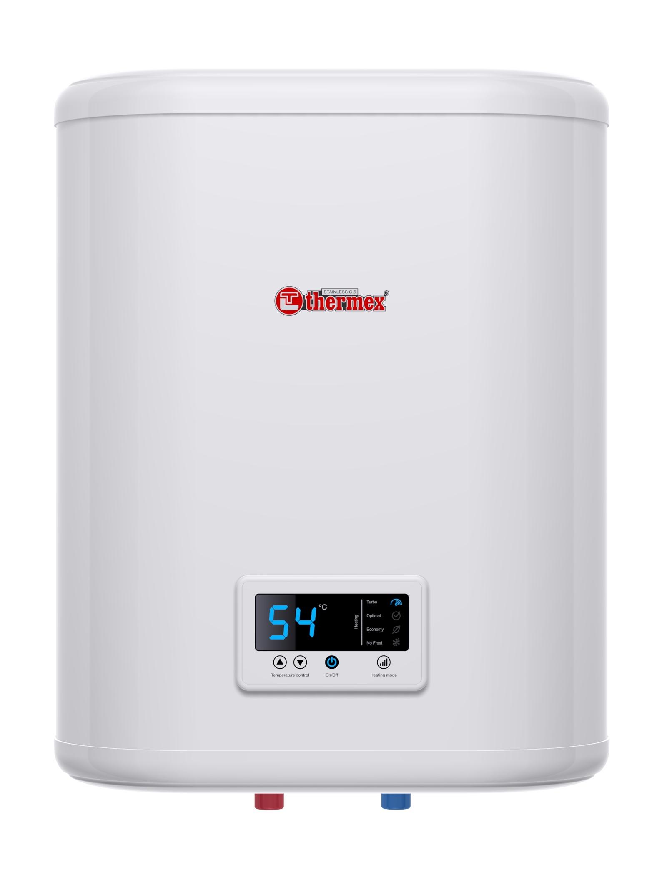 Водонагреватель накопительный электрический THERMEX IF 30 V (pro), 30 л, белый