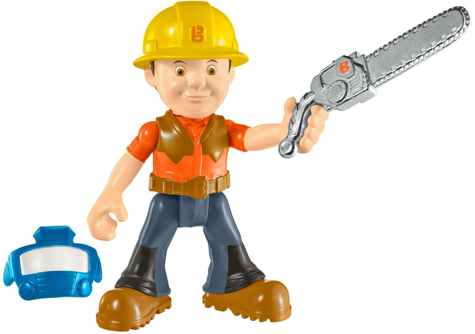 Bob the Builder Игровой набор Lumberjack Bob
