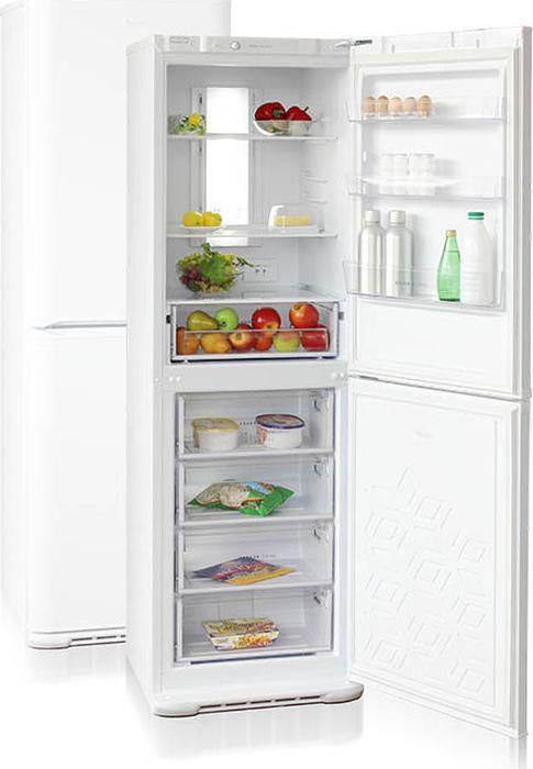 Холодильник Бирюса Б-340NF, белый бирюса 133 холодильник б 133