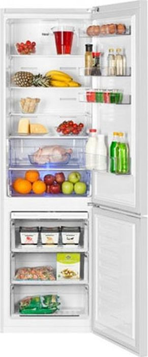 Холодильник Beko RCNK 356E20W, белый Beko