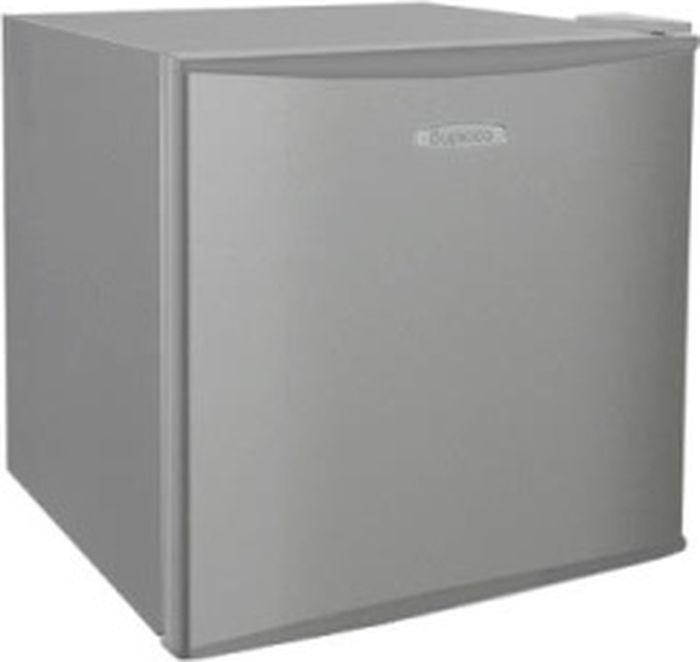 Холодильник Бирюса M50, серый металлик