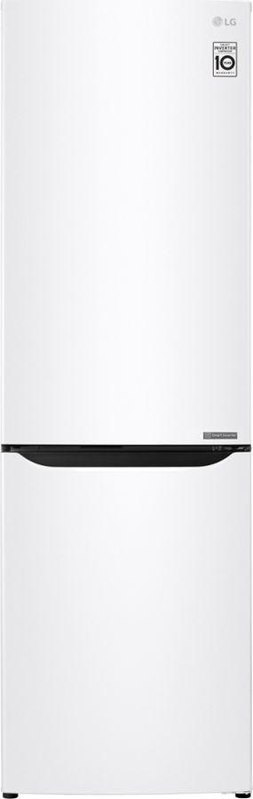Холодильник LG GA-B419SQJL, white