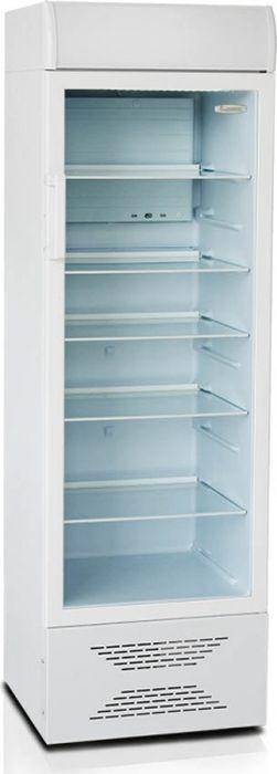 Холодильная витрина Бирюса, Б-310P, белый Бирюса
