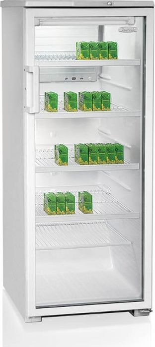 Холодильная витрина Бирюса Б-290, белый Бирюса