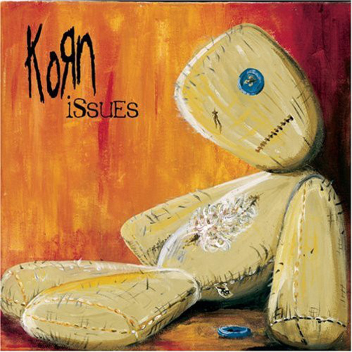 """Korn"" Korn. Issues (2 LP)"