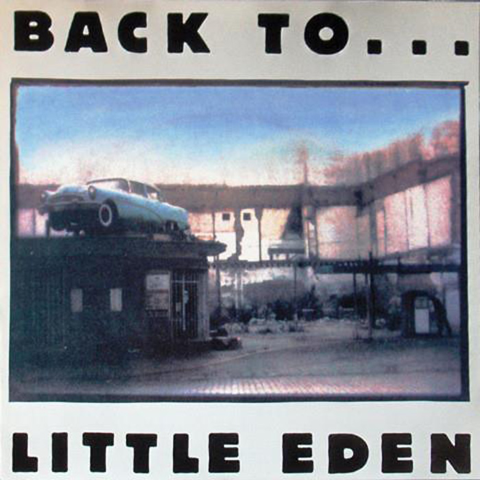Little Eden Eden. Back To...Little (LP)