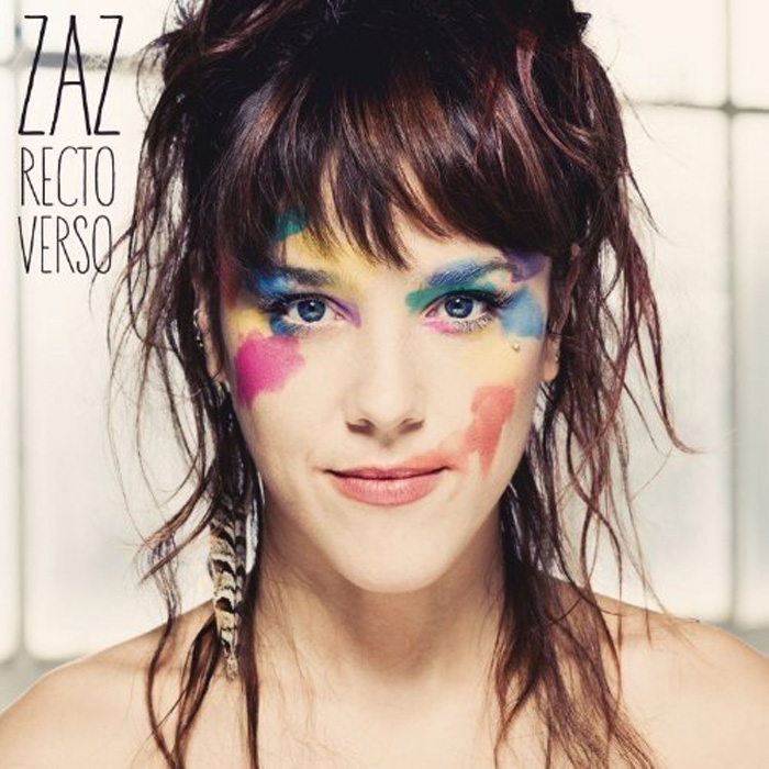 Фото - Zaz Zaz. Recto Verso zaz zaz paris encore cd dvd