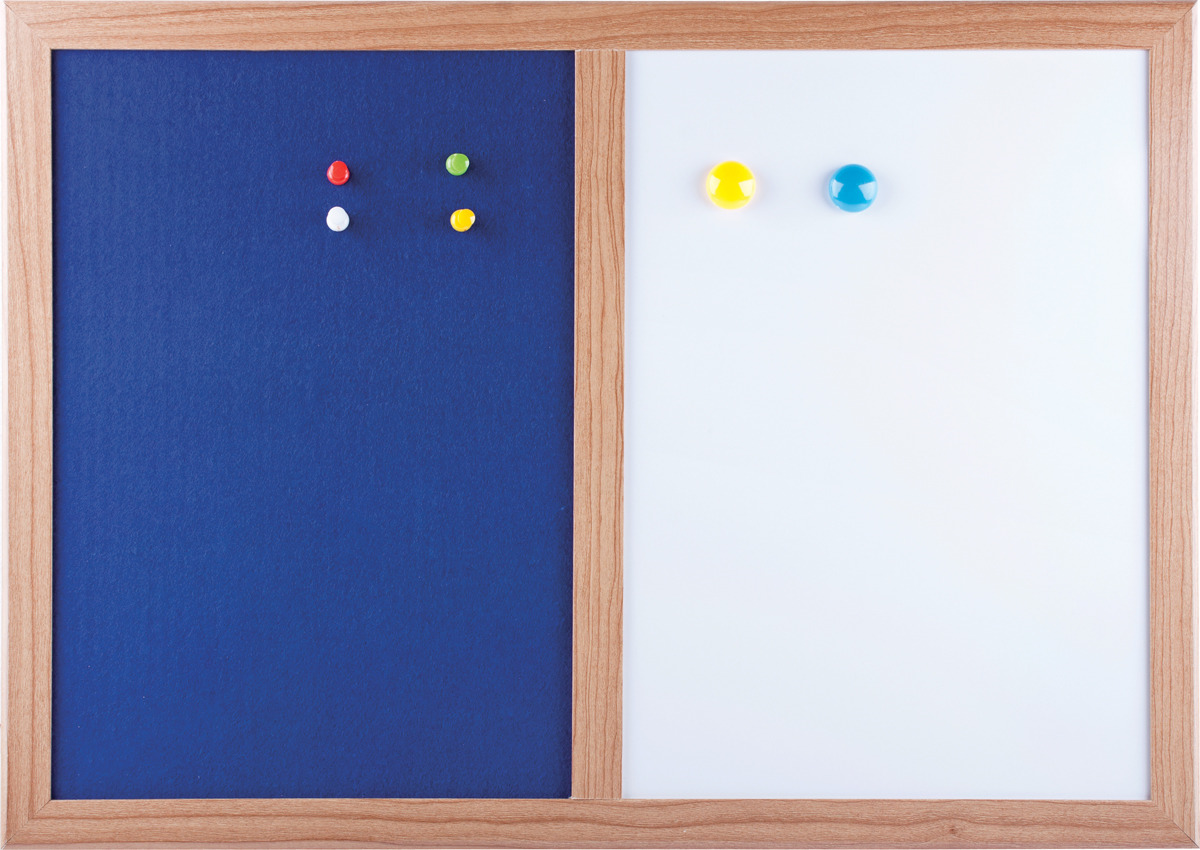 Фото - Магнитно-маркерная доска Brauberg, 34,2 х 48,4 см доска стенд brauberg информация 99 78 см