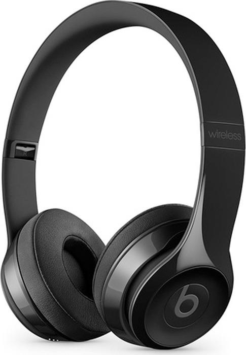 лучшая цена Беспроводные наушники Beats Solo3 Wireless, черный