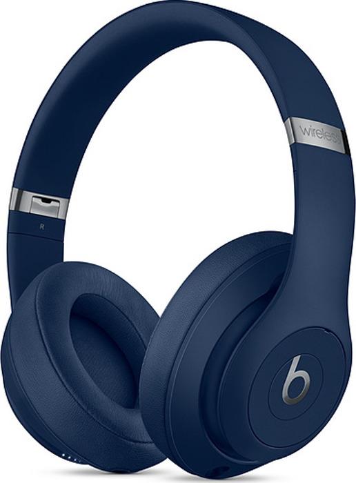 Беспроводные наушники Beats Studio3 Wireless, синий цена и фото