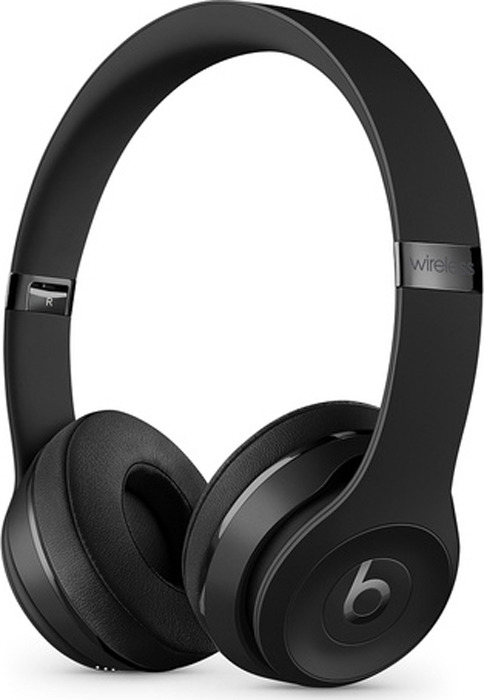 лучшая цена Беспроводные наушники Beats Solo3 Wireless, матовый черный