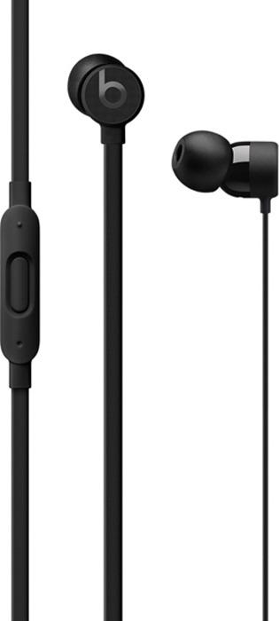 Наушники Beats urBeats, with Lightning Connector, Black наушники earpods with lightning connector mmtn2zm a