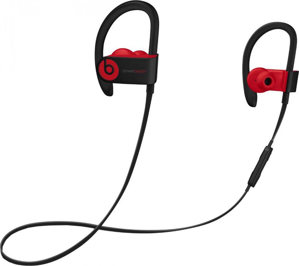 Беспроводные наушники Beats Wireless, черный, красный наушники uproar wireless