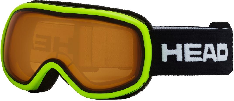 Маска горнолыжная Head Ninja, цвет: черный линза для маски shred clear доп линза двойная для soaza 81