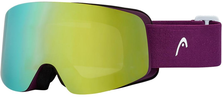Маска горнолыжная Head Infinity FMR + SpareLens, цвет: фиолетовый линза для маски shred clear доп линза двойная для soaza 81