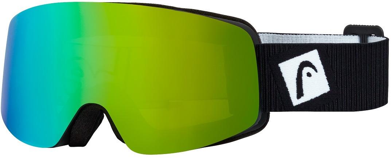 Маска горнолыжная Head Infinity FMR + SpareLens, цвет: черный линза для маски shred clear доп линза двойная для soaza 81