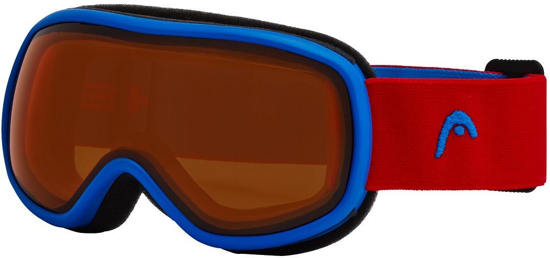 Маска горнолыжная Head Ninja, цвет: синий линза для маски shred clear доп линза двойная для soaza 81
