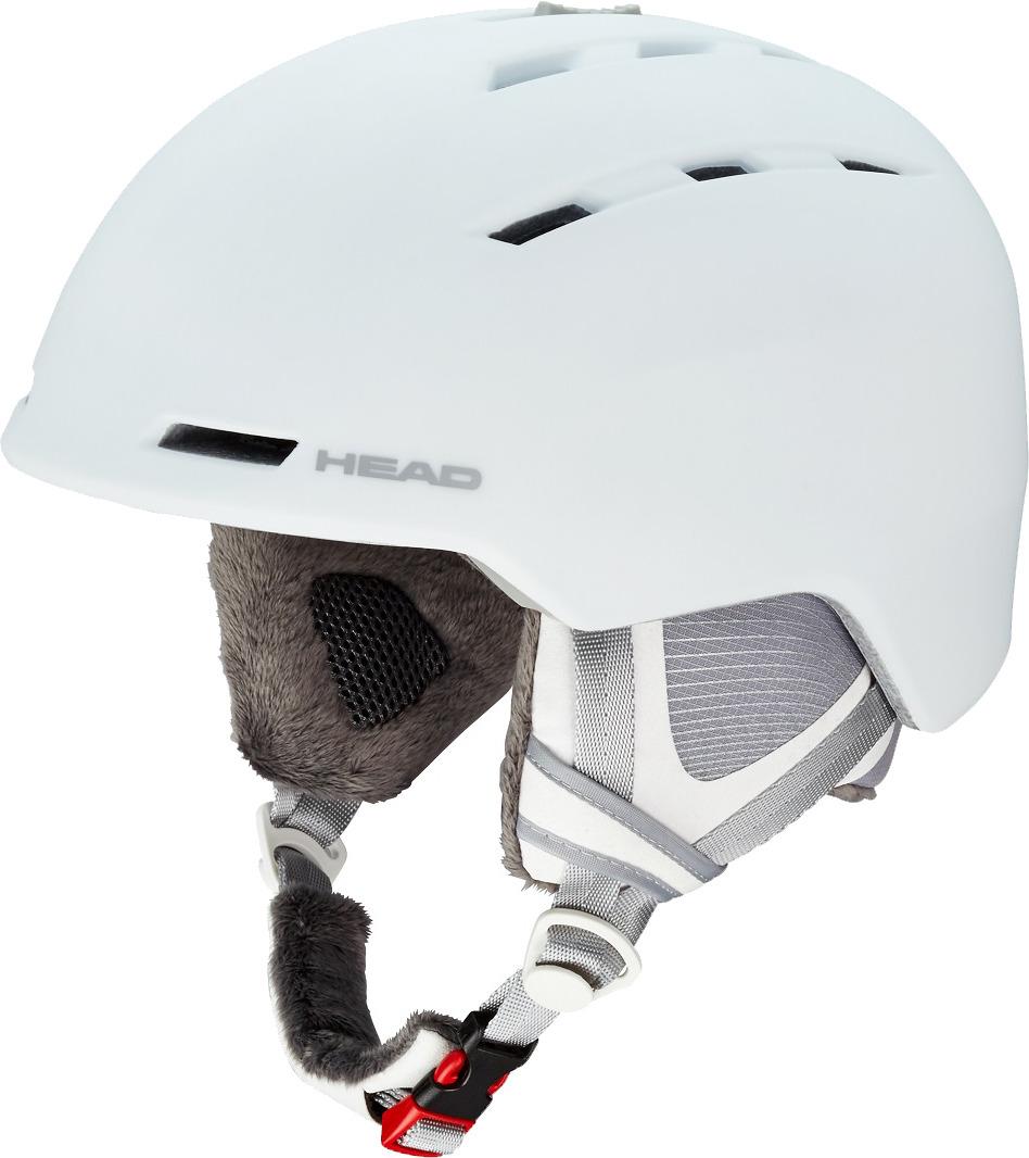 """Шлем для горных лыж и сноуборда Head """"Vanda"""", цвет: белый. Размер XS/S"""