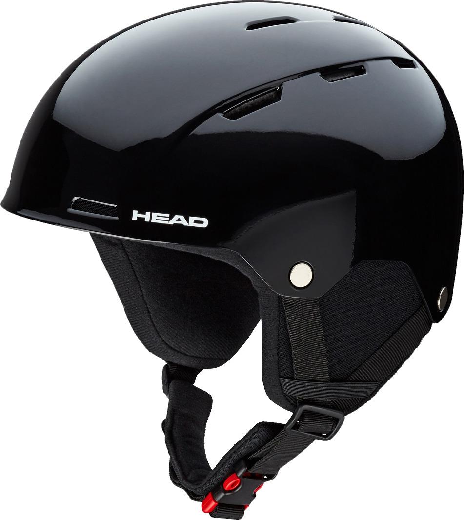 """Шлем для горных лыж и сноуборда Head """"Taylor"""", цвет: черный. Размер M/L"""