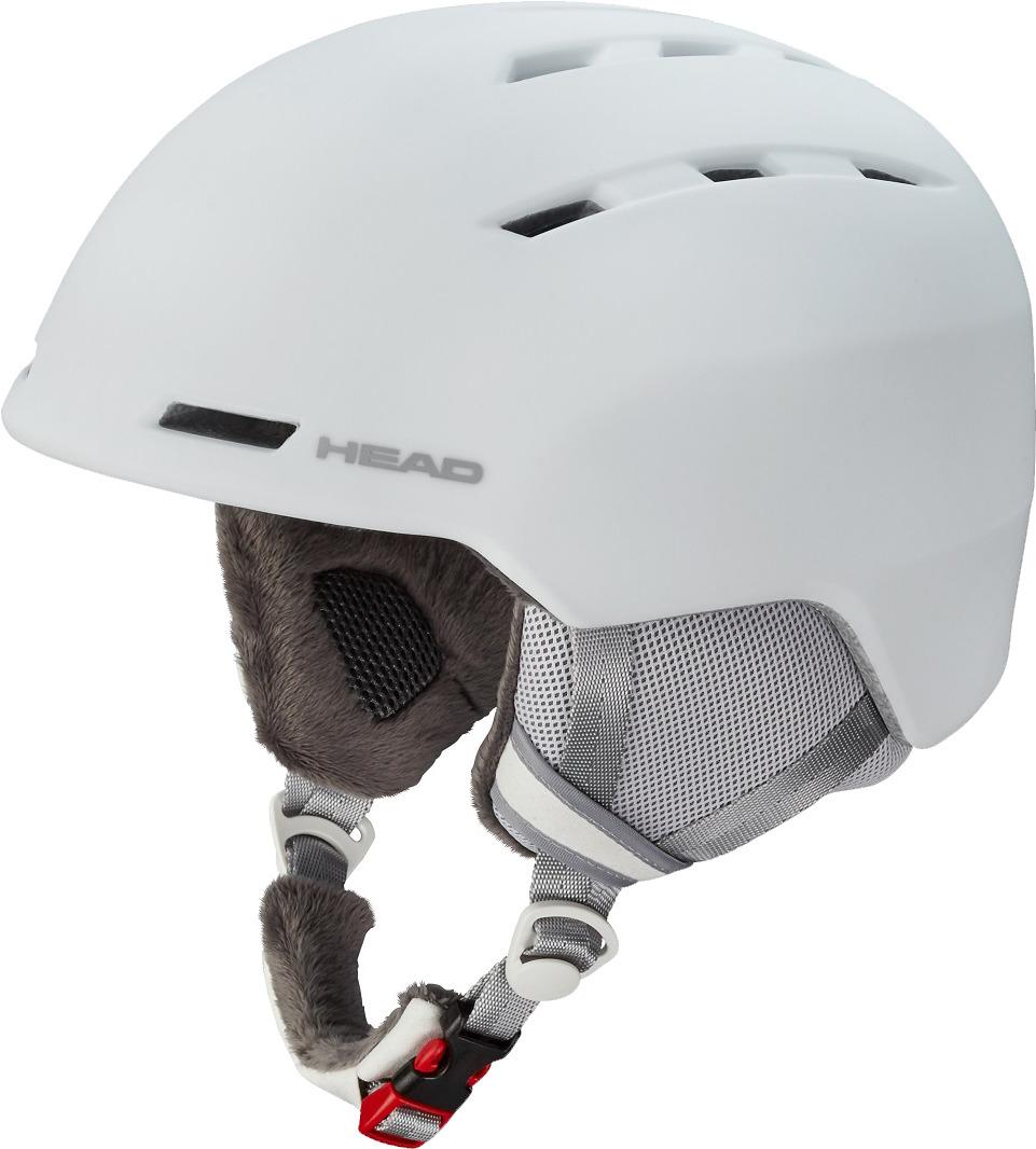 """Шлем для горных лыж и сноуборда Head """"Valery"""", цвет: белый. Размер XS/S"""