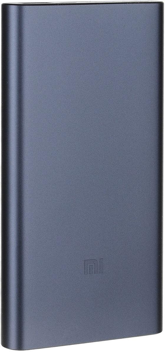 Фото - Xiaomi Power Bank 2, Blue внешний аккумулятор (10000 мАч) аккумулятор