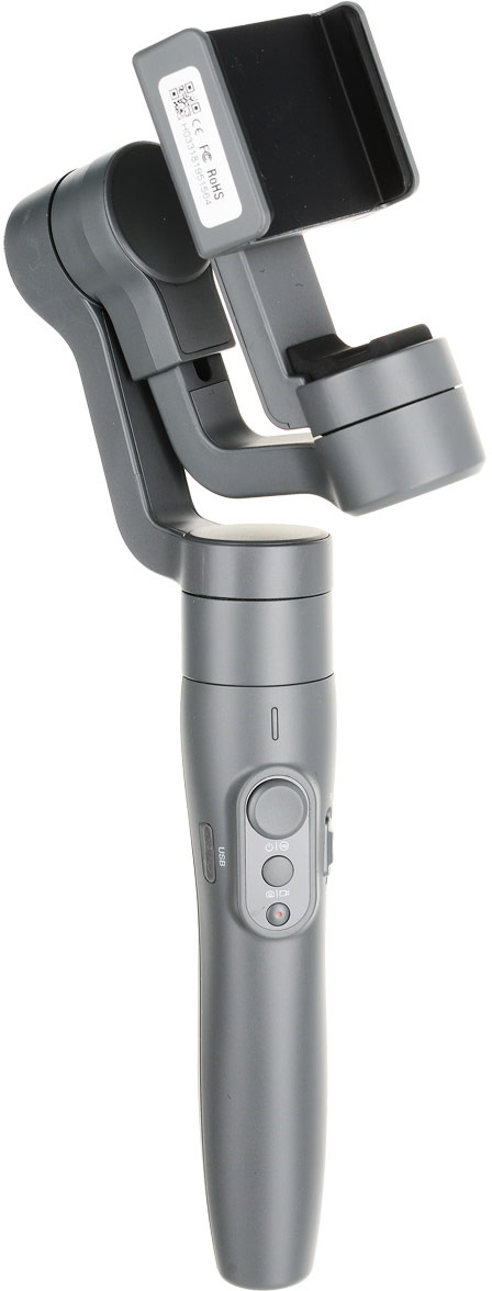 Стабилизатор для камеры Feiyu Tech Vimble 2, Gray стабилизатор feiyu tech стабилизатор feiyu tech vimble 2 3 х осевой с раздвижной ручкой для смартфонов black