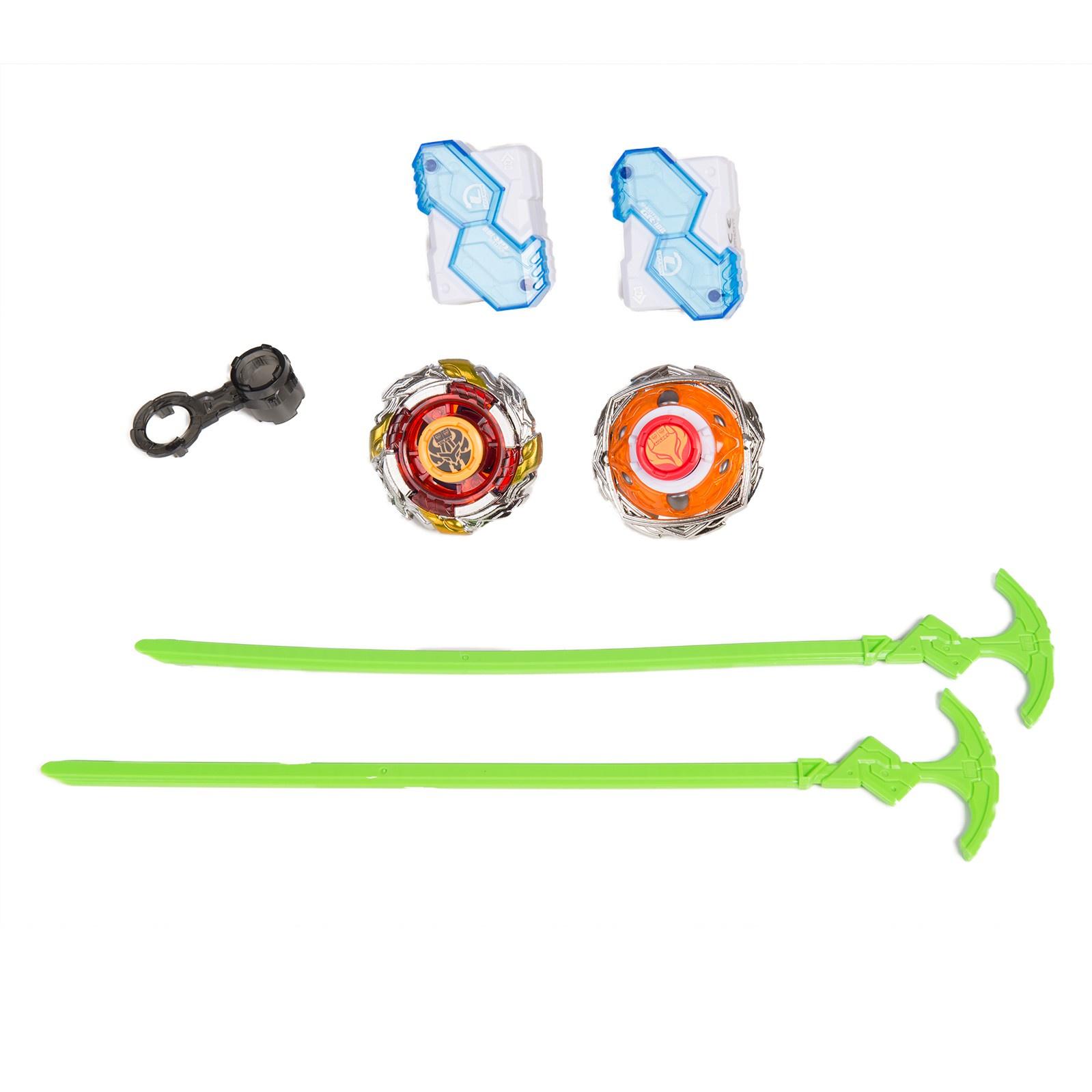 Пусковая игрушка Инфинити Надо Волчок Fox&Sword, серия Сплит