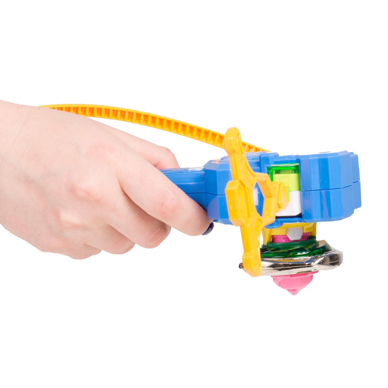 Пусковая игрушка Инфинити Надо Волчок Glittering Butterfly, серия Атлетик