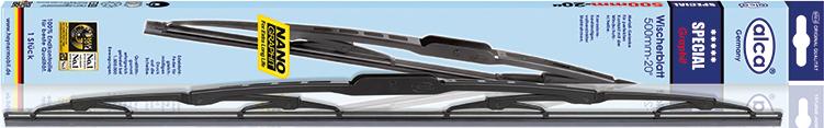 Щетки стеклоочистителя Alca Special New, каркасные, 28/70 см щетки стеклоочистителя alca super flat maxx 450mm 250180