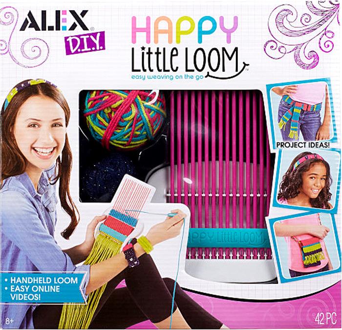 Набор для плетения Alex Ткацкий станок магазин брендовых кошельков