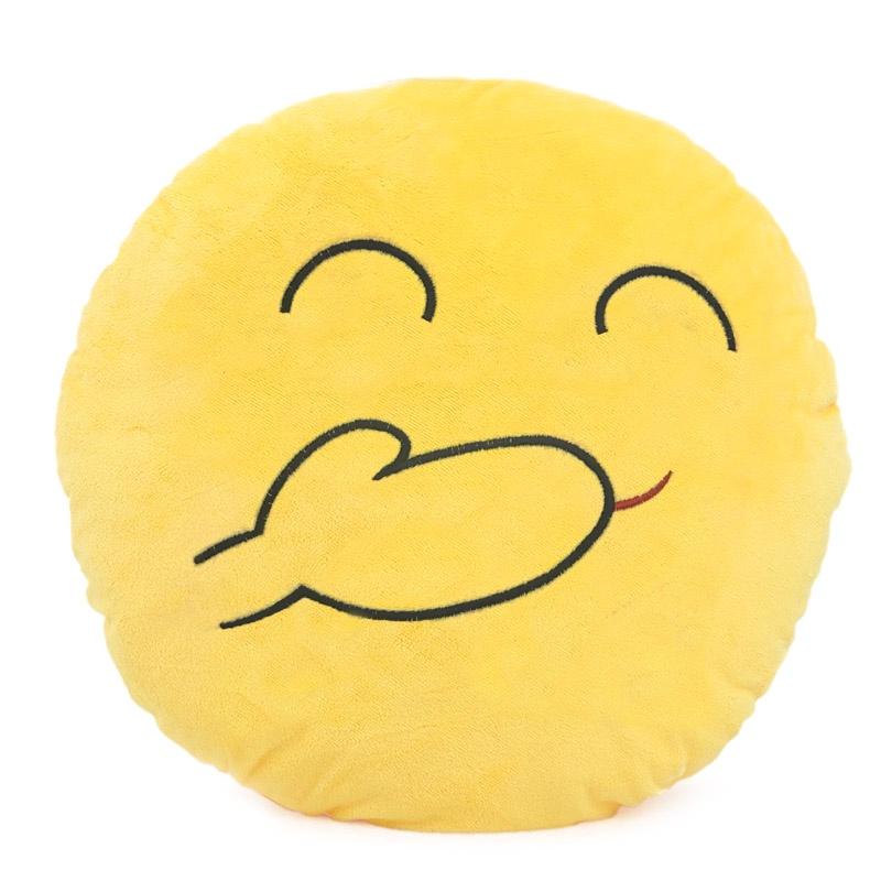 Подушка Sleepy Смайл скромный, цвет: желтый. SGFS028 ang 175паспарту 21 29 7 скромный подарок