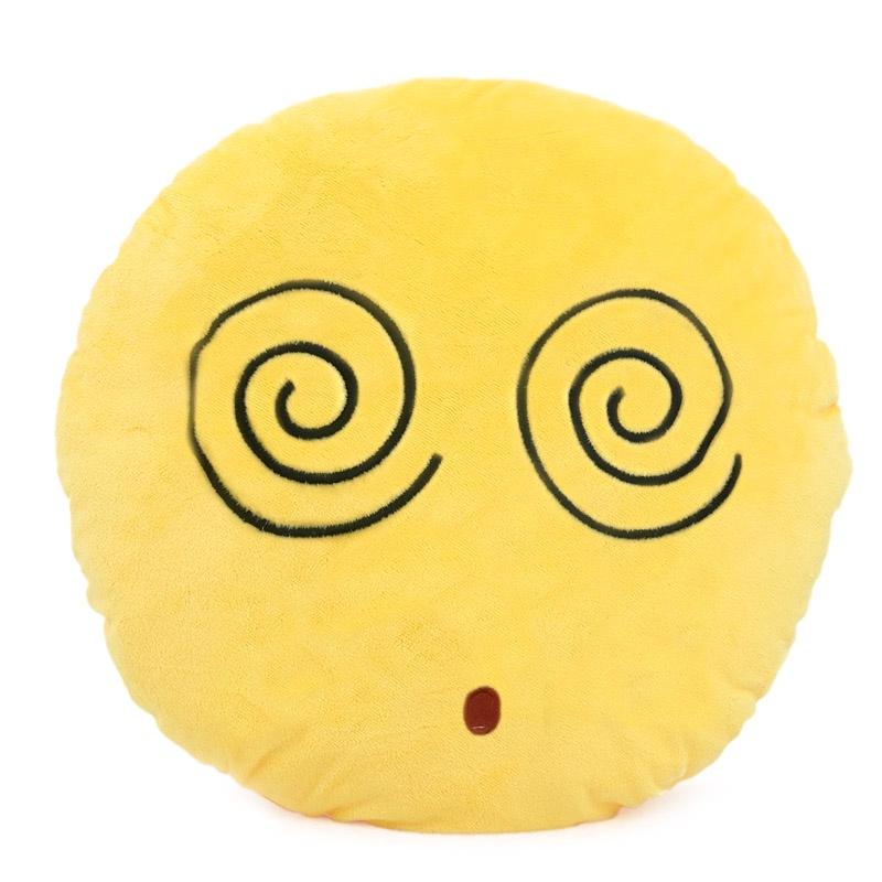 Подушка-игрушка Sleepy Подушка загипнотизированная, желтый