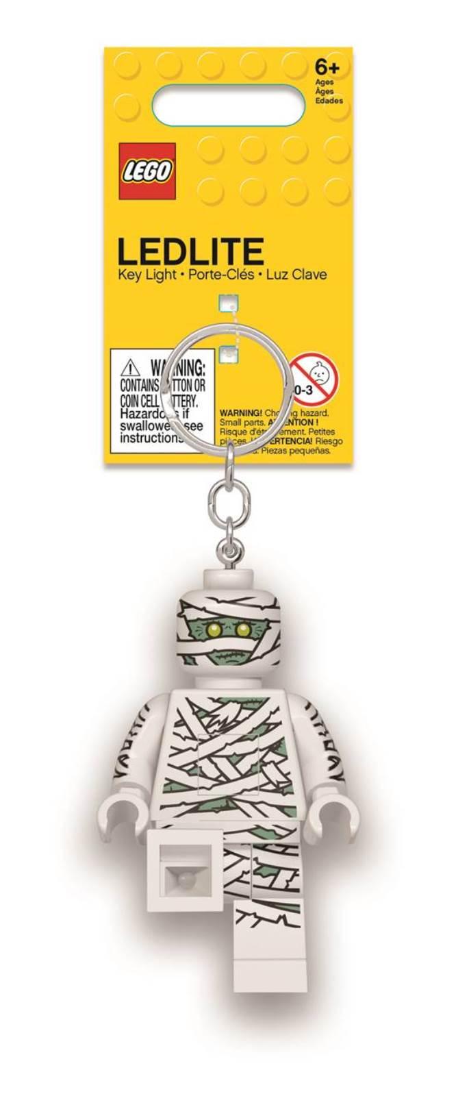 Брелок-фонарик LEGO Mummy. LGL-KE132