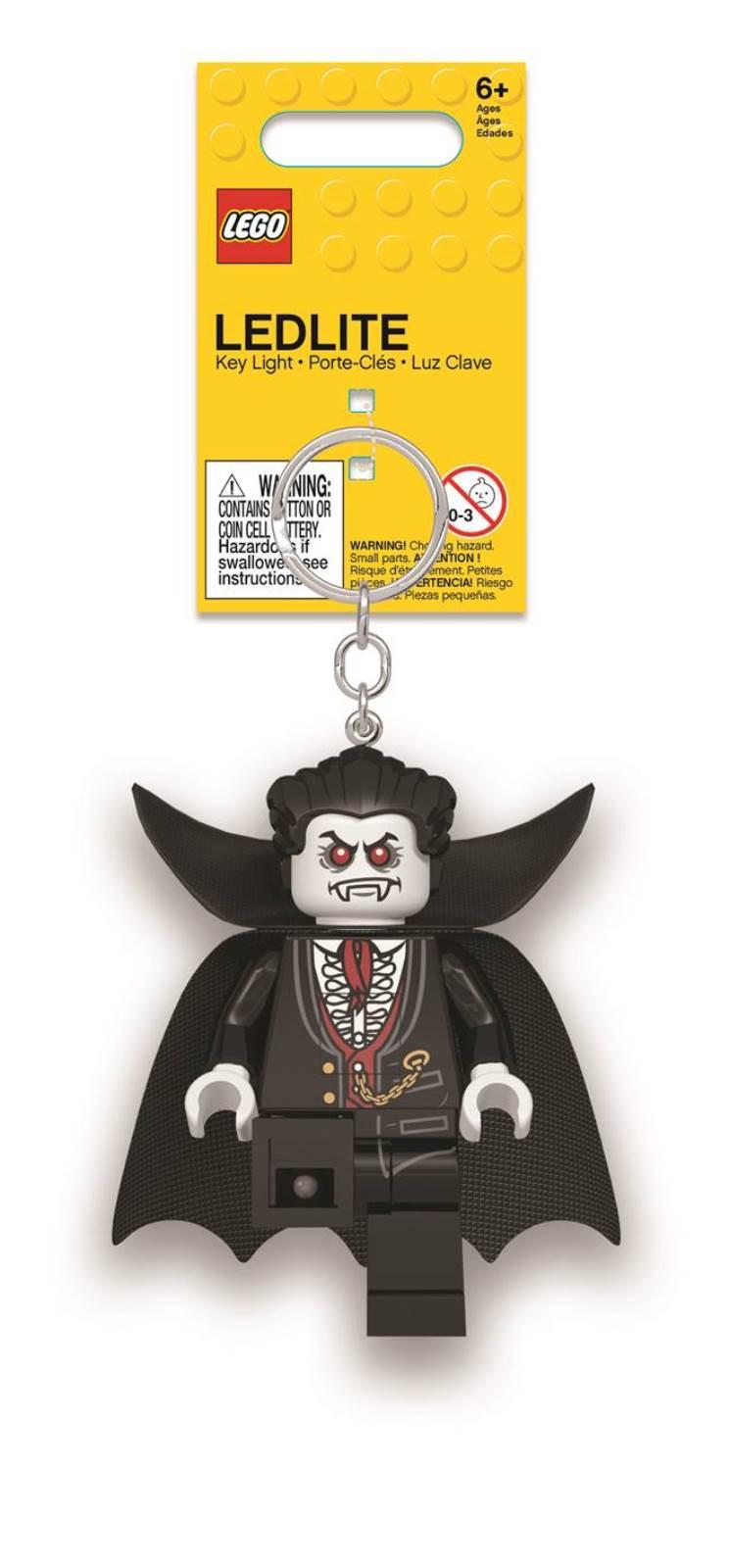 Брелок-фонарик LEGO Vampyre. LGL-KE133