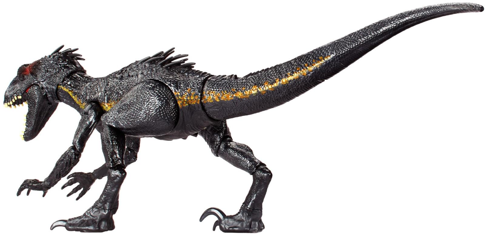 Jurassic World Фигурка функциональная Зловещий Индораптор фигурка jurassic world maisie