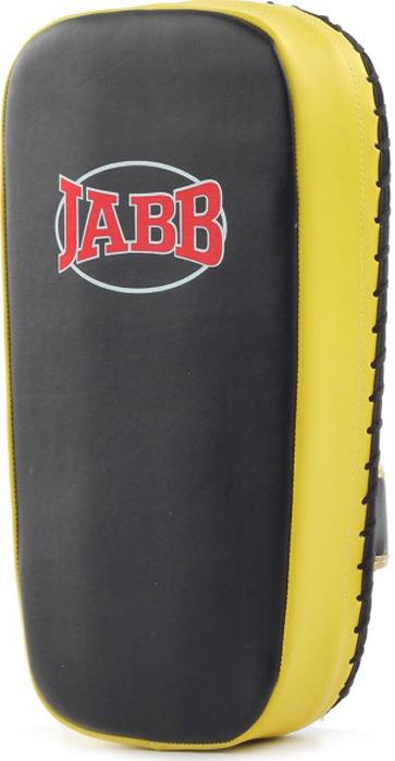 Макивара Jabb JE-2235, цвет: черный, желтый, 33 х 19 х 14 см цена и фото
