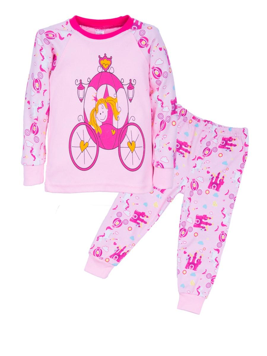 Пижама детские игрушки 9 лет для девочек