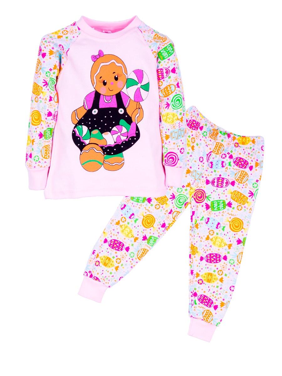 Пижама пижама для девочек дети белье и пижамы