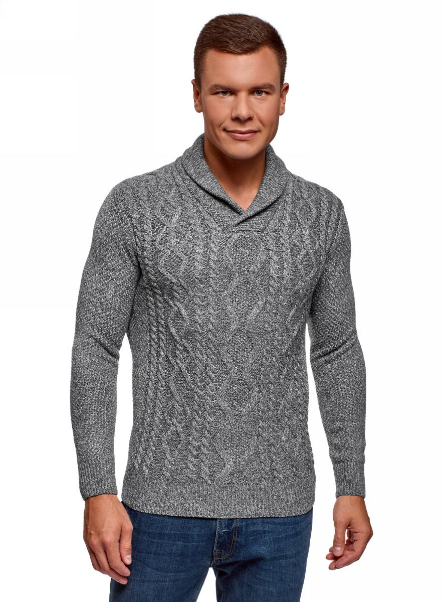 Пуловер oodji пиджак с отложным воротником b young