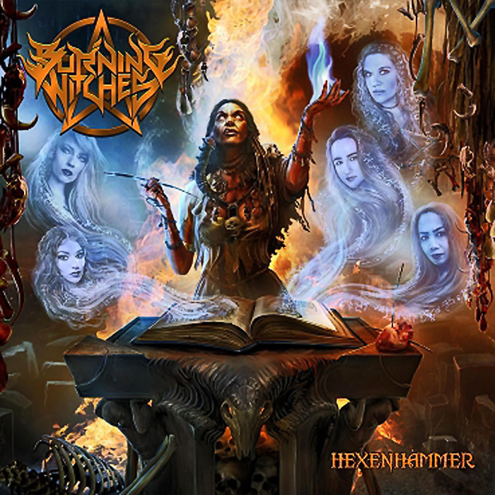 Burning Witches Burning Witches. Hexenhammer witches abroad