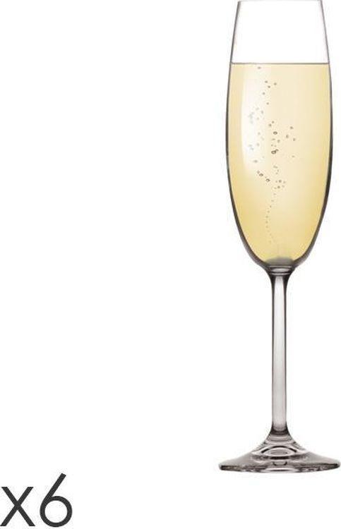 все цены на Набор бокалов для шампанского Tescoma
