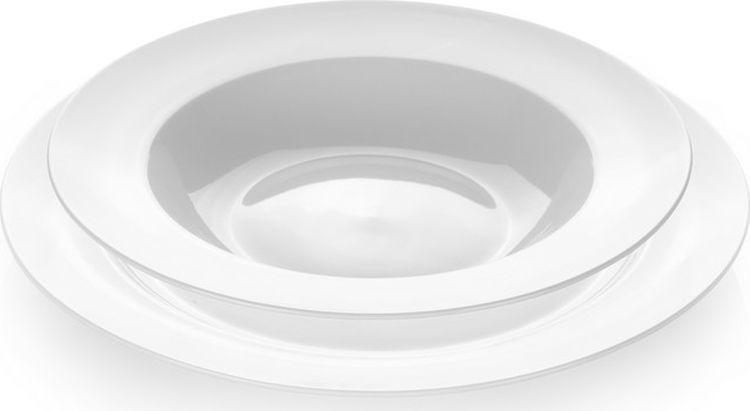 Тарелка Tescoma Opus, диаметр 27 см тарелка tescoma legend 385324