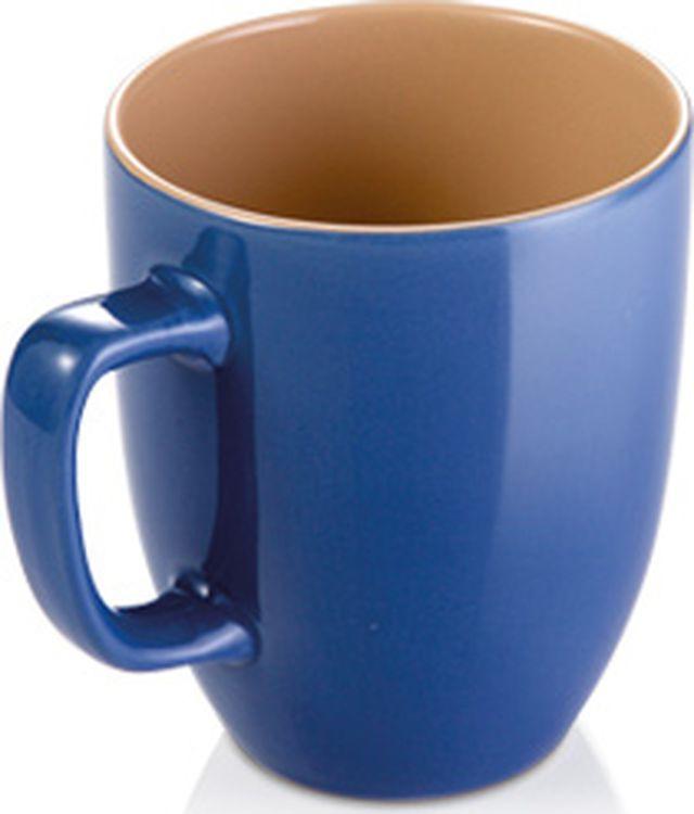лучшая цена Кружка Crema Shine, цвет: синий