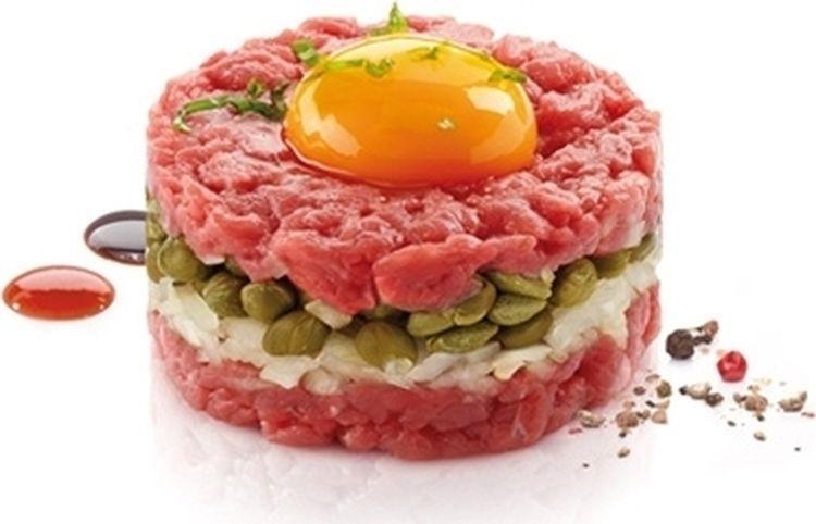 """Формочки для придания блюдам формы Tescoma """"Presto Foodstyle"""", круги, 3 шт. 422210"""