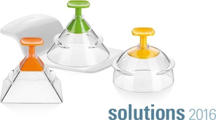 """Набор для придания продуктам 3D-формы Tescoma """"Presto FoodStyle"""", 3 предмета"""