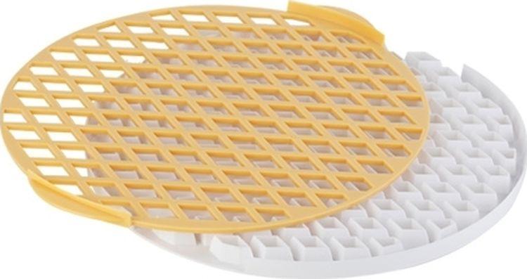Форма для нарезания сетки из теста Tescoma Delicia, диаметр 30 см форма для нарезания сетки из теста tescoma delicia 30см 630898
