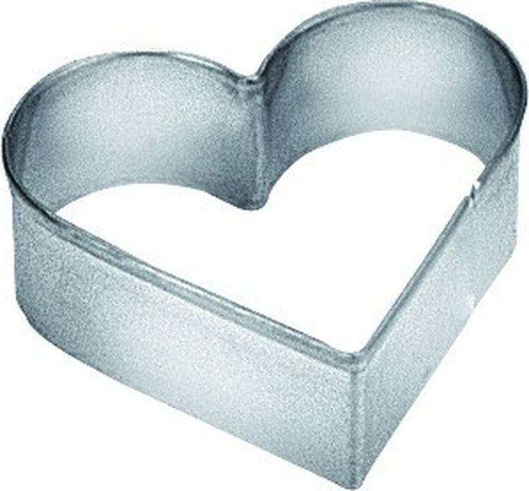 Формочка для выпечки Tescoma Сердце, 4,5 х 4,5 см набор формочек для выпечки сердце 2 шт 631190