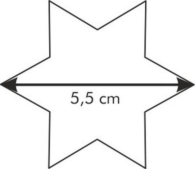 Формочка для выпечки Звезда 631054 .