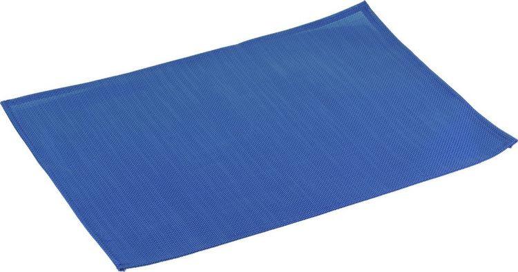 Салфетка сервировочная Tescoma Flair, цвет: сине-серый, 45 х 32 см sans tabù салфетка под приборы