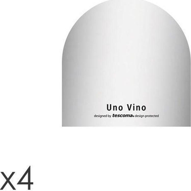 Воронка гибкая Tescoma Uno Vino, 4 шт термометр для вина tescoma uno vino 695444